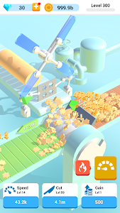 screenshot of Idle Slice and Dice version 2.2.6