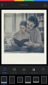 screenshot of InstaLab - The Instant Photo Editor version 2.10