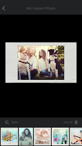 screenshot of InstaLab - The Instant Photo Editor version 3.1