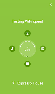screenshot of Instabridge - Free WiFi version 8.3.7