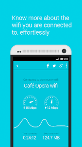 screenshot of Instabridge - Free Wifi version 4.0.10
