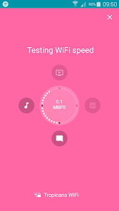 screenshot of Instabridge - Free WiFi version 8.6.7
