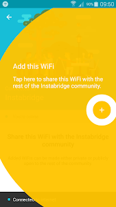 screenshot of Instabridge - Free WiFi version 8.5.9
