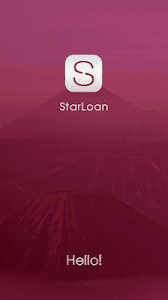 screenshot of Instant personal online loan - StarLoan version 1.0.0