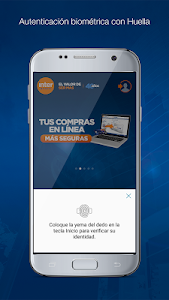 screenshot of InterBanking Movil version Varies with device