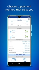 screenshot of Interjet version 1.11.6