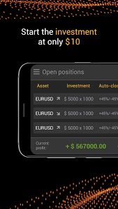 screenshot of Iron Trading - Mobile app for Traders version 1.84