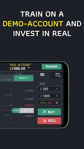 screenshot of Iron Trading - Mobile app for Traders version 1.97