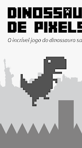 screenshot of Pixel Dinosaur 2 version 1.0