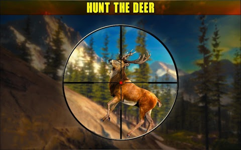 screenshot of Jungle Deer Hunting version 2.1.0