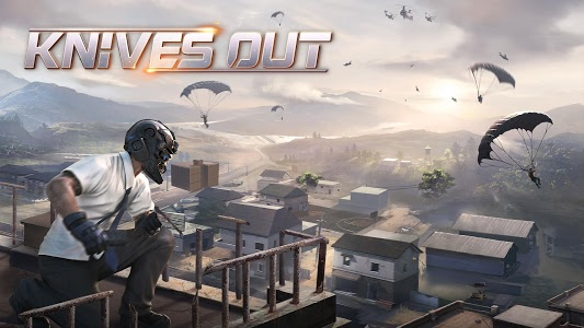 screenshot of Knives Out version 1.215.415162