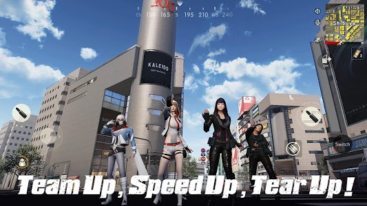 screenshot of Knives Out-Tokyo Royale version 1.221.427386