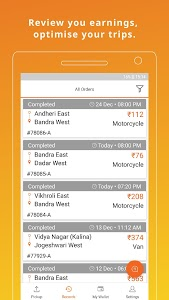 screenshot of Drive with Lalamove India - Earn Extra Income version 4.834.85252