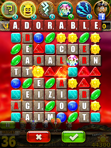 screenshot of Languinis: Word Puzzle Challenge version 3.75