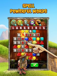 screenshot of Languinis: Word Puzzles version 3.57