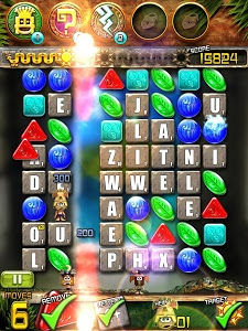 screenshot of Languinis: Match and Spell version 1.55