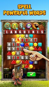 screenshot of Languinis: Word Puzzles version 3.64