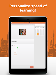 screenshot of Learn English Words Free version 3.1.0