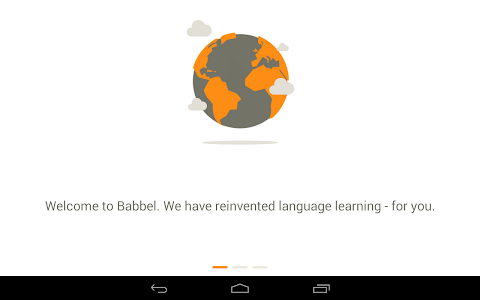 screenshot of Babbel – Learn Portuguese version 20.48.1