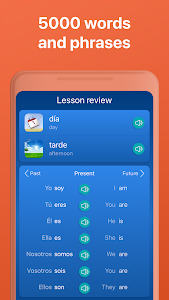 screenshot of Learn 33 Languages Free - Mondly version 7.5.0