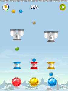 screenshot of Leonora's Colors - Learn colors by playing version 1.0.5