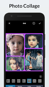 screenshot of LightX Photo Editor & Photo Effects version 2.0.0