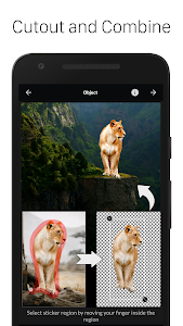 screenshot of LightX Photo Editor & Photo Effects version 2.0.6