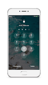 screenshot of LockScreen Phone-Notification version 2.1.6