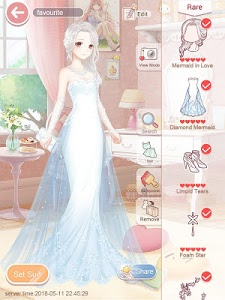 screenshot of Love Nikki-Dress UP Queen version 2.3.0