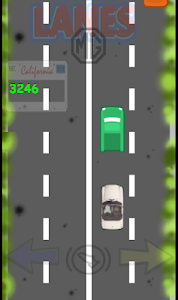 screenshot of MGB Lanes version 1.0.0.0
