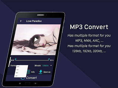 screenshot of MP3 converter version 3.9