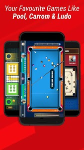 screenshot of MPL - Pool, Carrom, Fantasy Cricket & more games version 1.0.50_ps