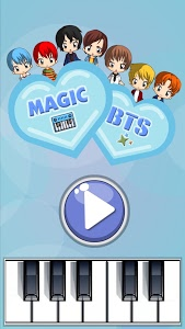 screenshot of Magic Tiles - BTS Edition (K-Pop) version 1970000
