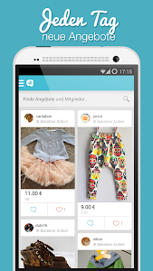 screenshot of Mamikreisel version Varies with device