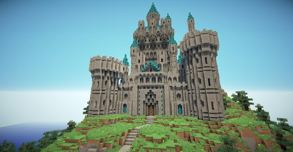 screenshot of Maps for Minecraft version 2.01