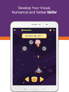 screenshot of MentalUP – Brain Games version 4.4.8