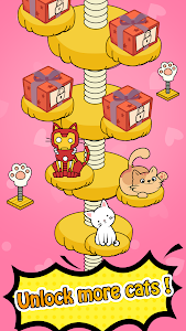 screenshot of Merge Cats - Cats vs Dogs version 1.7.0