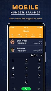 screenshot of Mobile Number Location Tracker : Phone No.Tracker version 1.3
