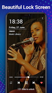 screenshot of Music Player - Audio Player version 3.7.3