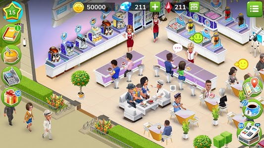 screenshot of My Cafe — Restaurant game version 2020.3.2