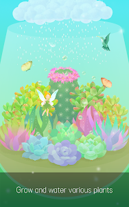 screenshot of My Little Terrarium - Garden Idle version 1.78