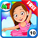 Download My Town : Dance School. Girls Pretend Dress Up Fun 1.13 APK