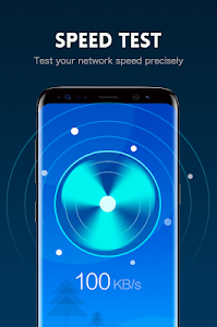 screenshot of Net Master - Free VPN & Speed Test , WiFi Boost version 1.29.5.315