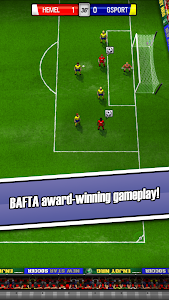 screenshot of New Star Soccer version Varies with device