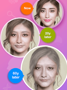 screenshot of Old Me-Simulate Old Face version 1.1.4