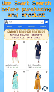 screenshot of ✨ All in One Online Shopping Apps version 1.9