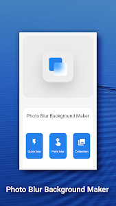screenshot of Photo Blur Background Maker version 2.0.5