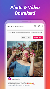 screenshot of Photo & Video Downloader for Instagram - Repost IG version 1.03.72.0403