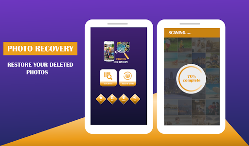 screenshot of Photo recovery 2020: Recover deleted photos version 1.0.2