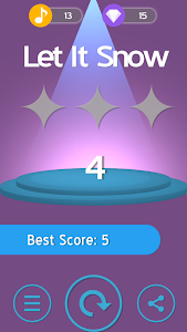 screenshot of Piano Dream Magic Tiles Free Music Games 2019 version 1.0.29